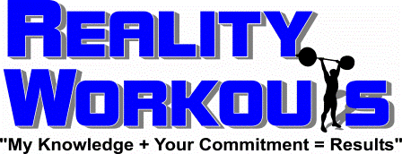Reality Workouts - Garner NC